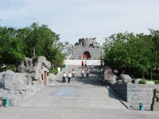 乌鲁木齐市水磨沟公园